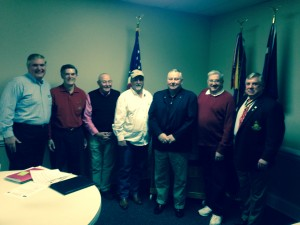 New member induction Col William Bratton Chapter